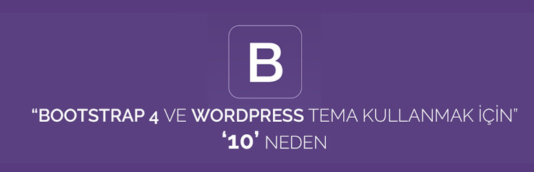 wordpress bootstrap tema
